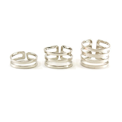 The Banded Ring Set