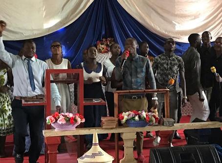 Sensational Services: Burundi 2019