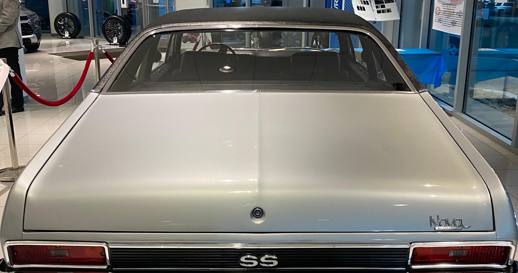 Don Cook's 1970 Nova Super Sport