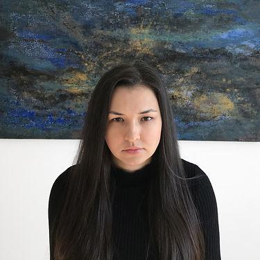 Galina Khabarova, contemporary artist