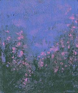 Evening Garden | $530