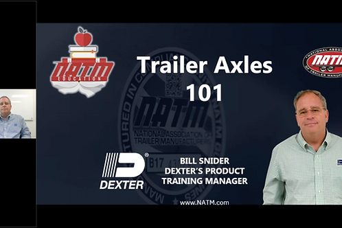 Trailer Axles 101 - Featuring Dexter Axle
