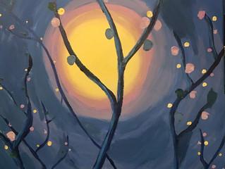 Paint Night in Coquitlam