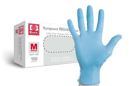 INTCO Synguard Nitrile Gloves