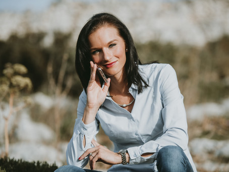 Cabin Crew Profiles: Jolanta - Nelly Academy Founder.