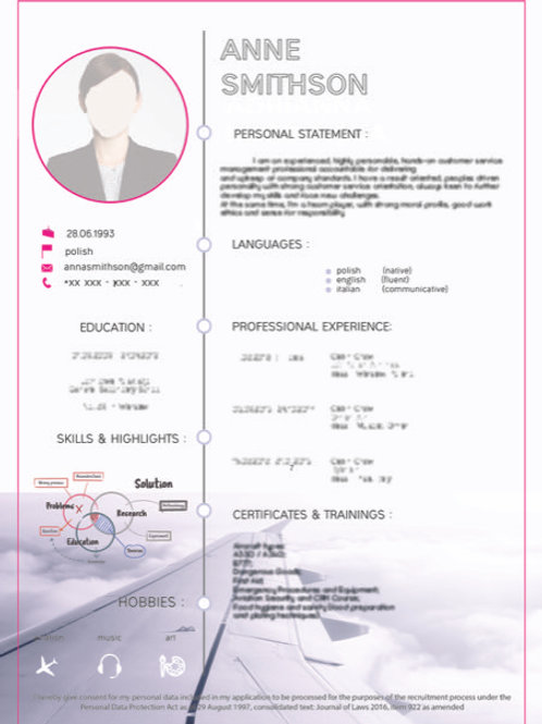 CV Templates x2