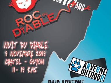 ROC DU DIABLE / TRAIL DES SOURCES DE LA LOIRE