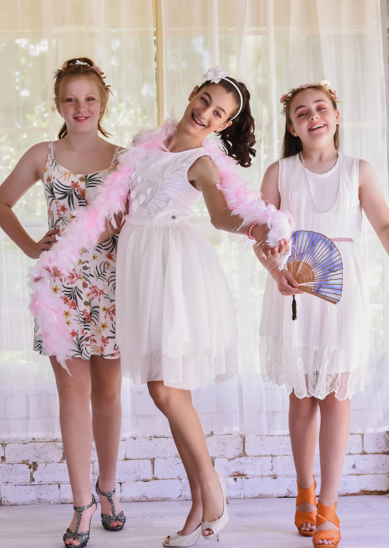 Photoshoot Parties for Teens and Tweens