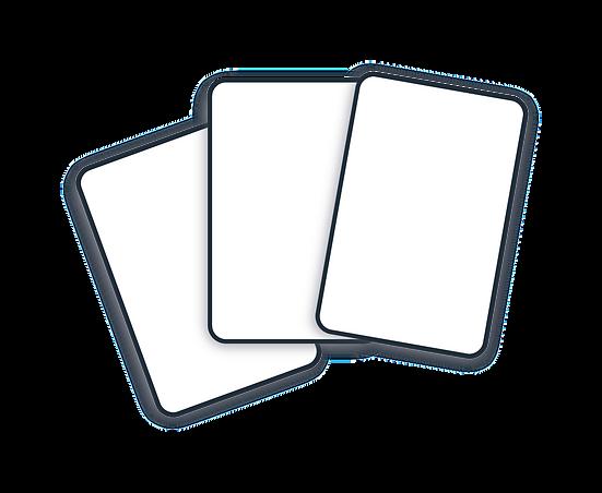 Kartenspiel zu zweit