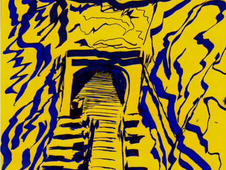 In der Tiefe - Buchvernissage