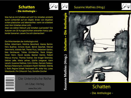 "Anthologie ""Schatten"" als Kindle ebook!"
