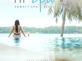 Hi-Spa March Newsletter