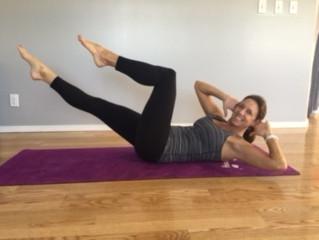 5 Pilates Exercises for Runners