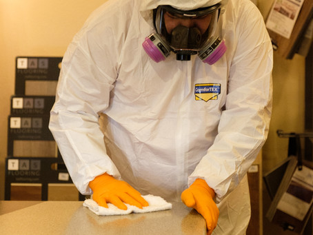 COVID-19 Cleaning and Disinfecting Services