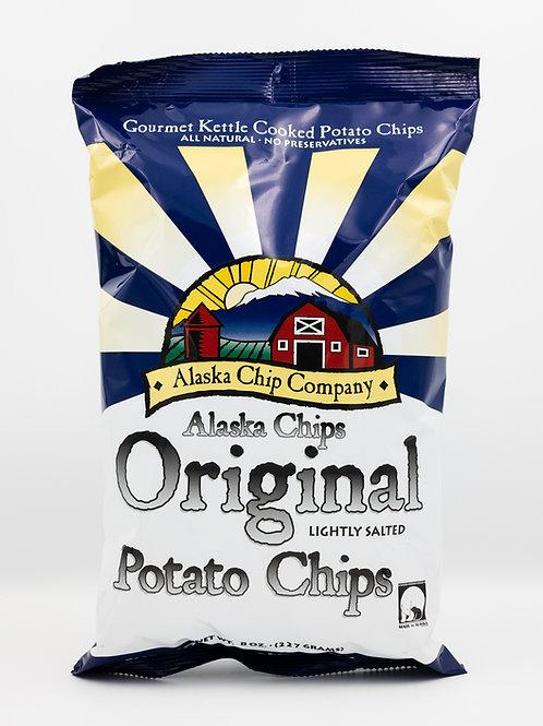 Alaska Chips - 4 pack 8 oz