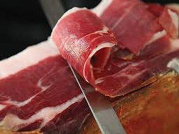 Jambon sec du pays basque