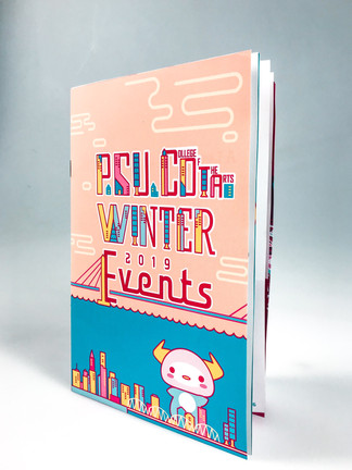 PSU COTA Winter Events Booklet