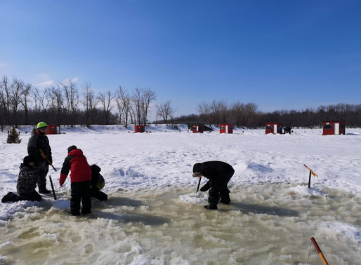 LAVAL | Ice Fishing