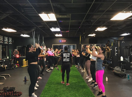 MONTREAL-OUEST | BEST WORKOUT SPOTS