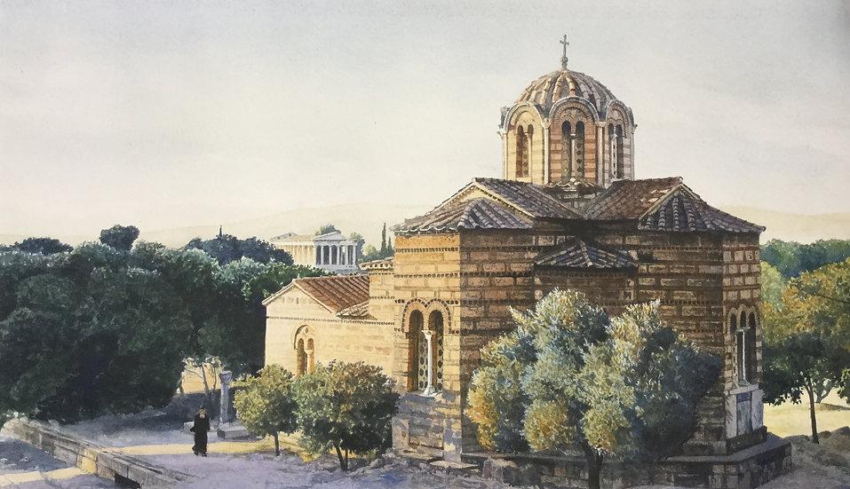 Agii Apostoli, Athens