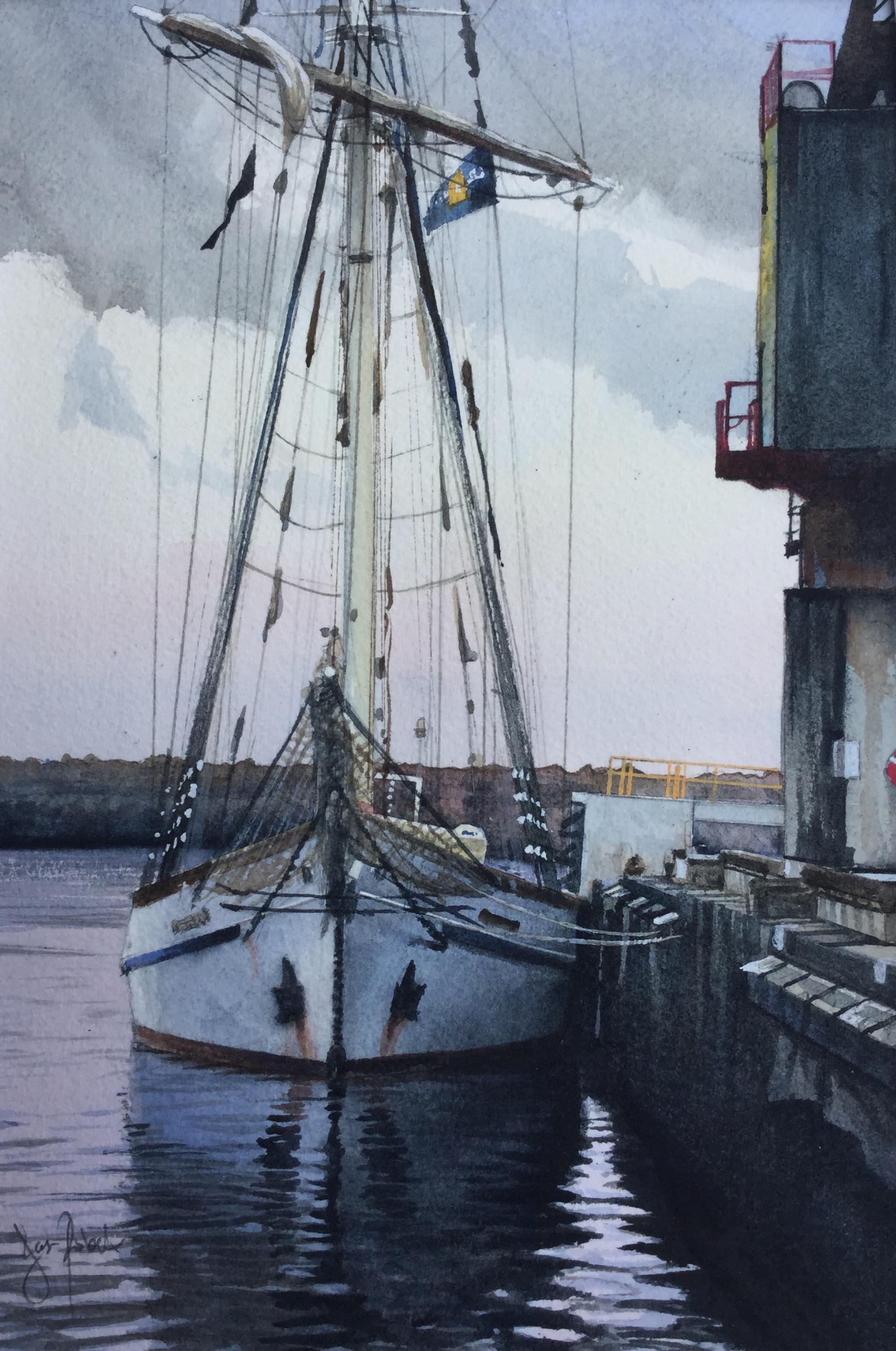 Dusk, Grassy Harbour