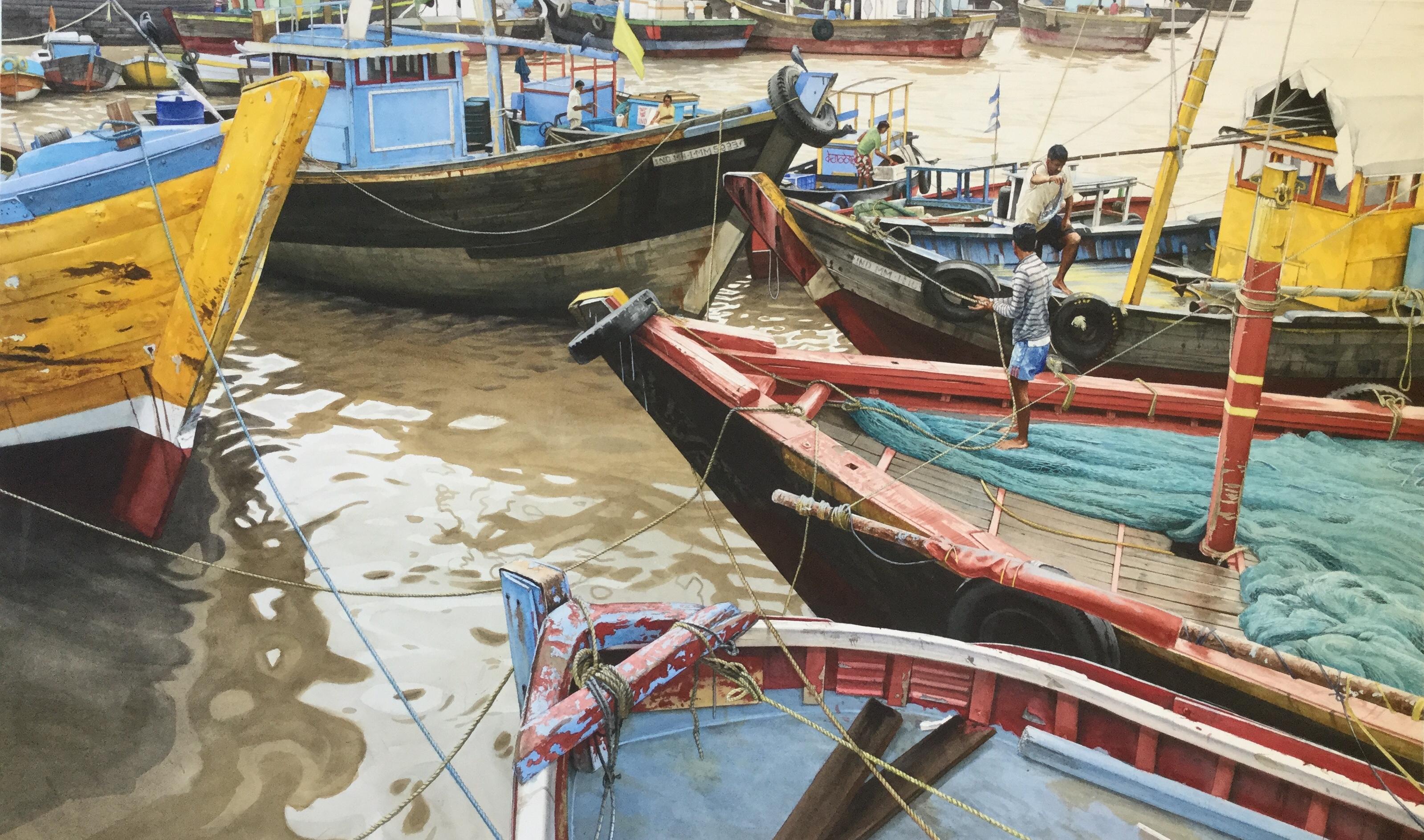 Sassoon Dock, Mumbai