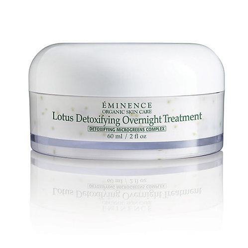 Lotus Overnight Detoxifying Treatment