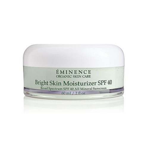 Bright Skin Moisturiser SP4F 40