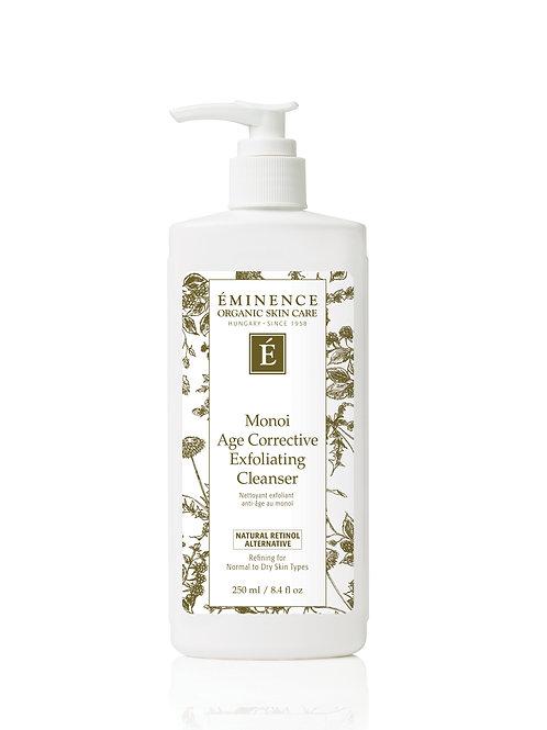 Monoi Age-Corrective Exfoliating Cleanser