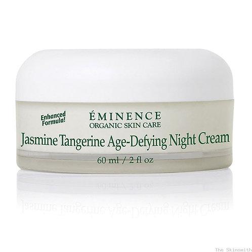 Jasmine Tangerine Age Defying Night Cream