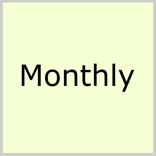 Monthly subscription plan. Auto-renew until cancelled.