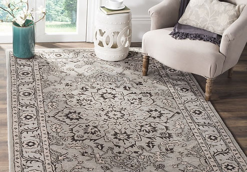 Safavieh-Handmade-Antiquity-Grey-Beige-W