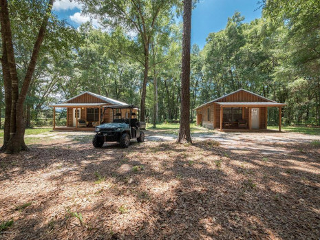 Two beautiful cabins, available for rent!