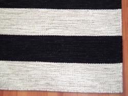Black White Stripe 4