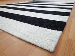 Black White Stripe 5
