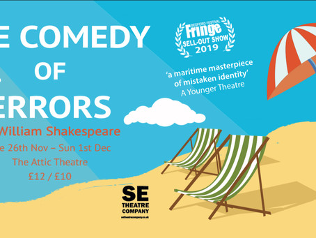 The Comedy Of Errors Returns