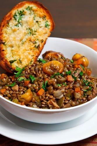 Italian Lentil and Chestnut Stew 1 500