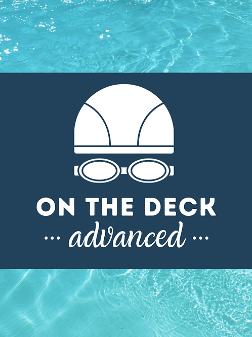 ON THE DECK: Advanced Workout Cards