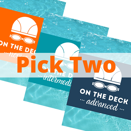 ON THE DECK: 2-Pack of Cards