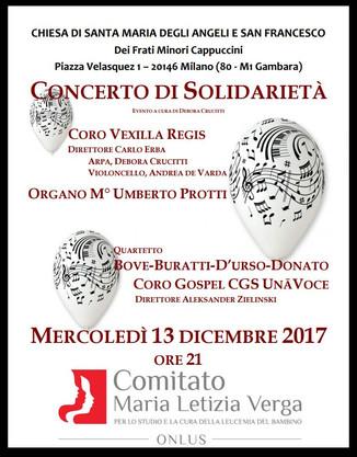 Concerto di Solidarietà