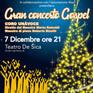GRAN CONCERTO GOSPEL  - A favore di Aisa - NATALE IN CASA PESCHIERA  Concerto gospel del coro UNĀVOC