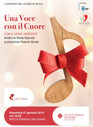 UNĀVOCE  con il Cuore, concerto a favore di AICCA. Vi aspettiamo domenica 27 gennaio alle ore 16.00