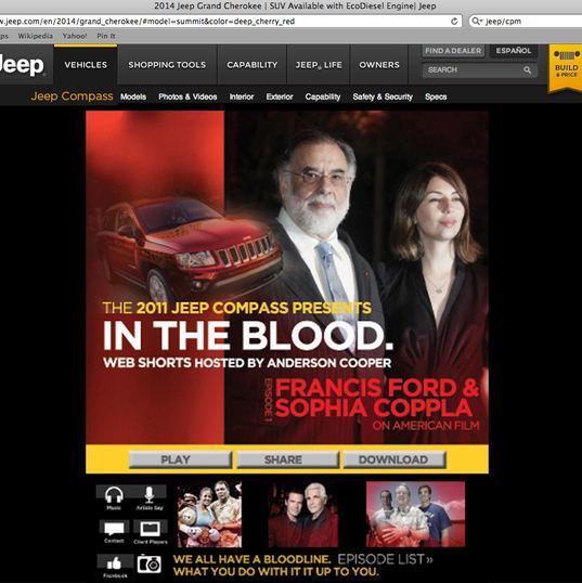 "Jeep ""Bloodline""_Compass Web Series"