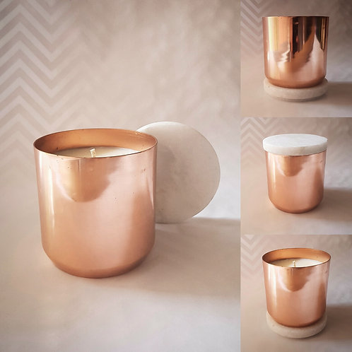 Copper and Marble