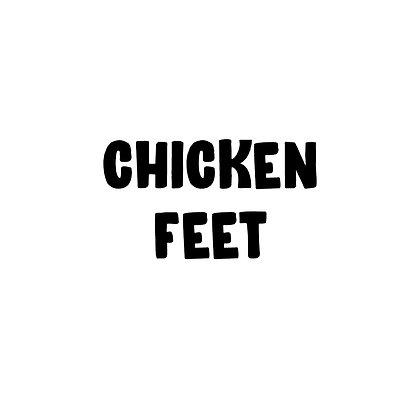 Probiotic Chicken Feet | DIY