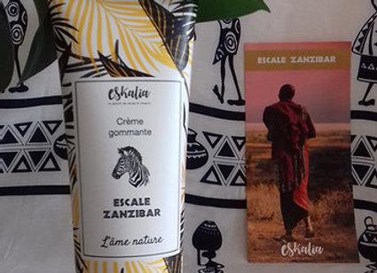 Crème gommante corps ZANZIBAR - 250 ml