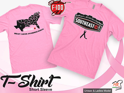 Breast Cancer Awareness T-Shirts