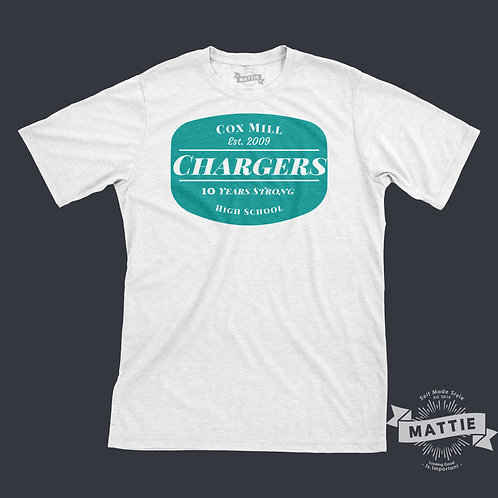CoxMill/Chargers T-Shirts