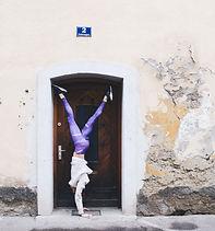 Handstand Conscious Warrior