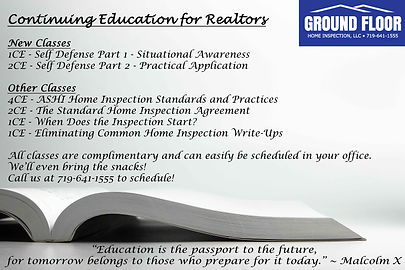 Realtor Professional Continuing Education